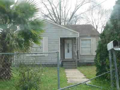 Longview TX Single Family Home For Sale: $50,000