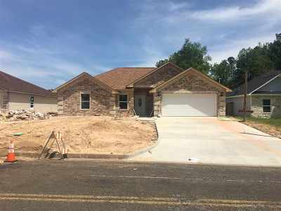 Longview TX Single Family Home For Sale: $154,000