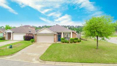 Longview TX Single Family Home For Sale: $194,999