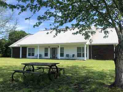 Panola County Single Family Home For Sale: 525 County Road 119
