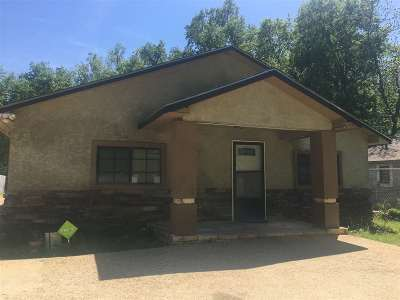 Longview TX Single Family Home For Sale: $76,000