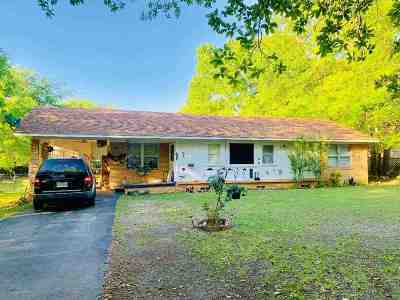 Ore City Single Family Home For Sale: 109 Pine