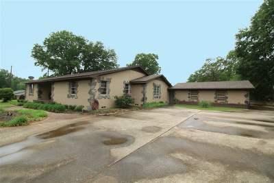 White Oak Single Family Home Active, Option Period: 323 S White Oak Rd