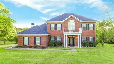 Single Family Home For Sale: 530 Honeysuckle Ln