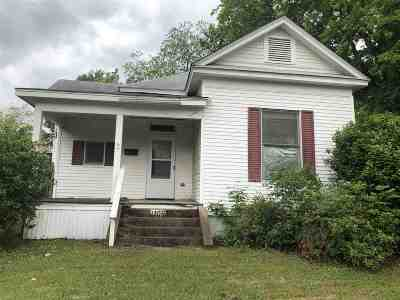 Marshall TX Single Family Home For Sale: $59,900