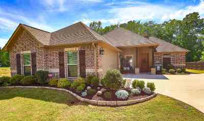 Marshall Single Family Home For Sale: 160 Serenity Ln