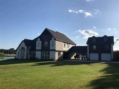 Panola County Single Family Home Active, Option Period: 778 County Road 114