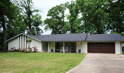 Longview Single Family Home For Sale: 1315 Amherst