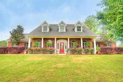 Panola County Single Family Home For Sale: 724 Klondike