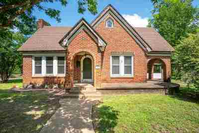 Gilmer Single Family Home For Sale: 821 N Mitchell