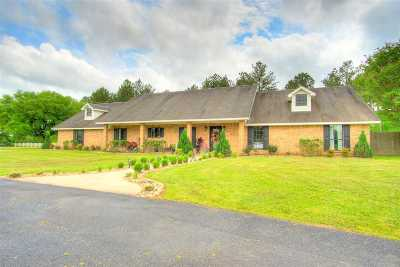 Beckville Single Family Home For Sale: 1951 E Fm 124