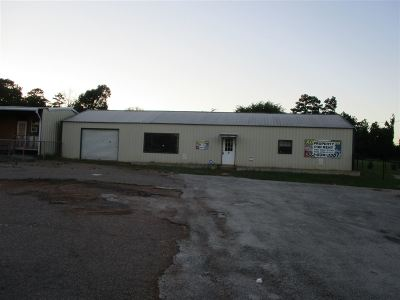 Henderson Commercial For Sale: 3510 S Us Highway 79