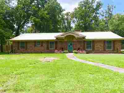 Carthage TX Single Family Home For Sale: $234,900