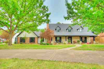 Single Family Home For Sale: 1011 Baylor