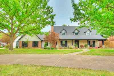 Panola County Single Family Home For Sale: 1011 Baylor