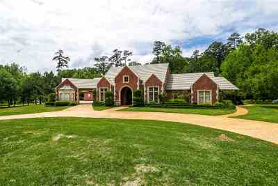 Marshall Single Family Home For Sale: 3215 Trammels Trace