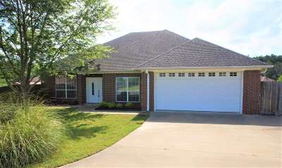 Gilmer Single Family Home For Sale: 4878 Canary Rd.