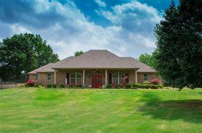 Longview Single Family Home For Sale: 2102 E George Richey