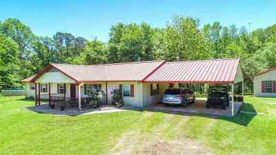 Gilmer Single Family Home For Sale: 7632 Gull Road