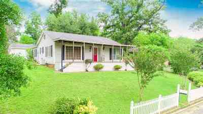 Gladewater TX Single Family Home Active, Cont Upon Loan Ap: $97,500