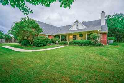 Single Family Home For Sale: 4516 Gregg Tex Rd