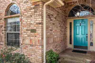 Longview Single Family Home For Sale: 1016 Lovers Lane