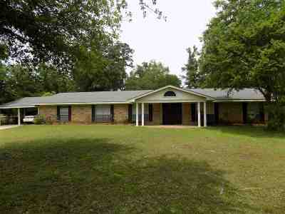 Single Family Home For Sale: 5315 E Hwy 80