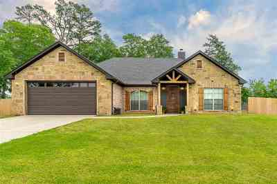 Gadewater, Gladewater, Gladewter, Gladwater Single Family Home Active, Option Period: 9617 Union Grove Rd