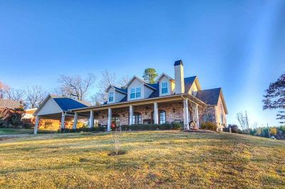 Karnack Single Family Home For Sale: 450 Buckeye Hill Rd.