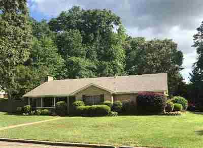 Gilmer Single Family Home Active, Option Period: 1830 Azalea Street
