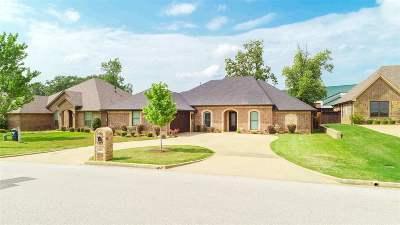 Longview Single Family Home For Sale: 1501 Spyglass