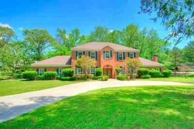 Longview Single Family Home For Sale: 116 Hunters Creek Dr.