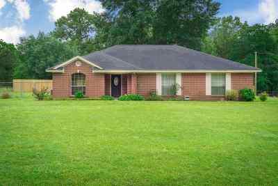 Kilgore Single Family Home For Sale: 580 Oakwood Dr