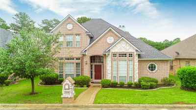 Longview Single Family Home For Sale: 1204 Rosewood Ct