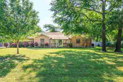 Gladewater TX Single Family Home Active, Cont Upon Loan Ap: $209,900