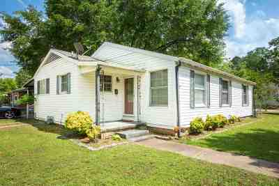 Kilgore Single Family Home Active, Option Period: 3302 S Florence St.