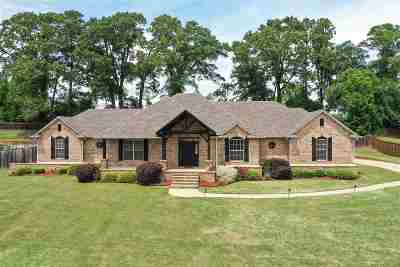 Longview Single Family Home For Sale: 170 Lacebark