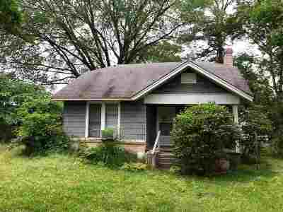 Marshall Single Family Home Active, Option Period: 150 Peach Tree Springs Rd