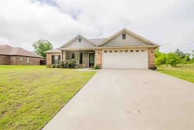 Hallsville Single Family Home For Sale: 293 Mt. Pleasant Cutoff