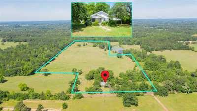 Gilmer Residential Lots & Land For Sale: 2444 Locust Rd