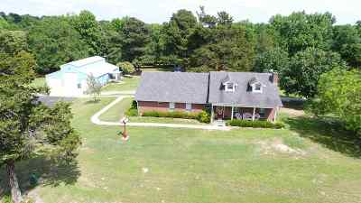 Gilmer Single Family Home For Sale: 568 Private Road 1134