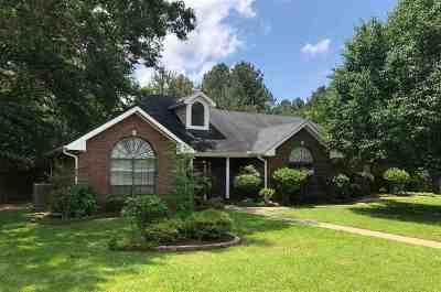 Kilgore Single Family Home For Sale: 3600 Woodview Ln