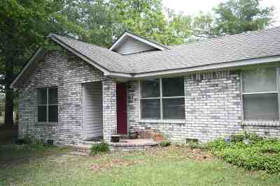Hallsville Single Family Home Active, Option Period: 102 Bell Street