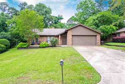 Kilgore Single Family Home For Sale: 3311 Lockhaven St