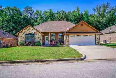 Hallsville Single Family Home For Sale: 310 Bois D Arc