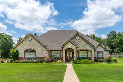 Longview Single Family Home For Sale: 295 Timber Falls Dr.