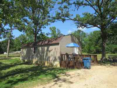 Gladewater TX Single Family Home For Sale: $87,500