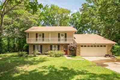 Longview TX Single Family Home For Sale: $168,980