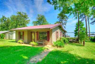 Longview, Carthage, Hallsville, Kilgore, Henderson, Tatum, Beckville, Gary, Elysian Fields, Diana, Ore City, Harleton, Gilmer, Gladewater, Sabine, Daingerfield Single Family Home For Sale: 645 County Road 1572