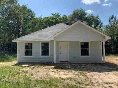 Kilgore Single Family Home For Sale: 1801 Tierra Del Sol